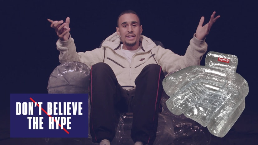 Supreme Inflatable Chair | Don't Believe the Hype