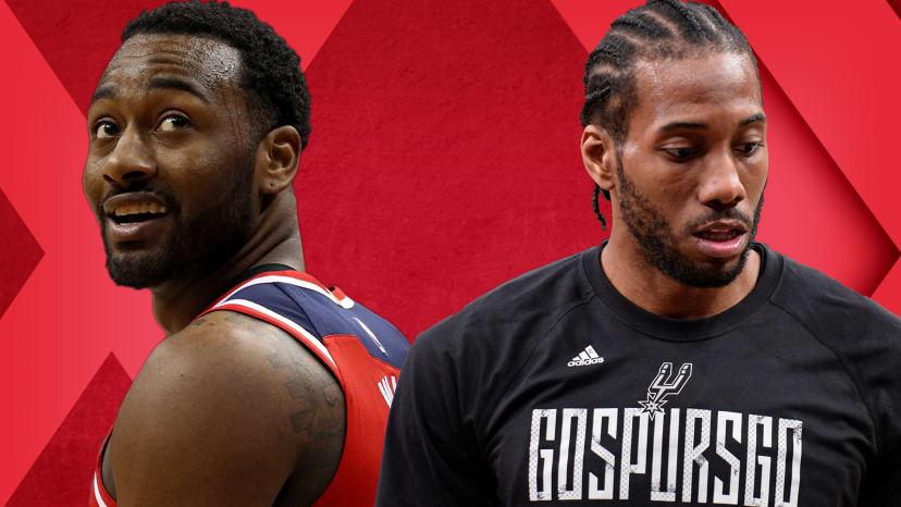 "Kawhi-Spurs Drama; John Wall ""Midget"" Diss; All-Star Reserve Picks | Out of Bounds"