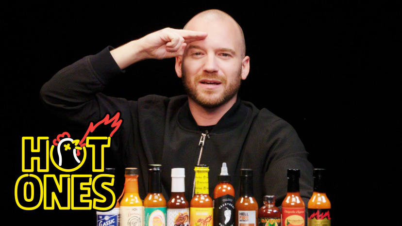 Sean Evans Reveals the Season 13 Hot Sauce Lineup   Hot Ones