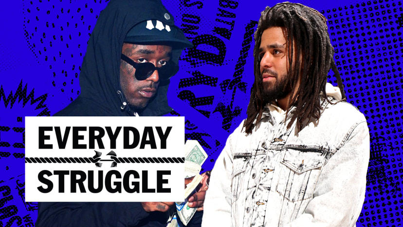 J. Cole Serious About an NBA Career? How Often Should Artists Drop? Uzi & Future | Everyday Struggle