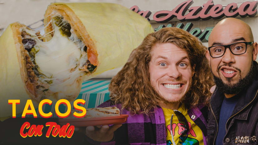 The Quest for the Ultimate Burrito with Workaholics' Blake Anderson