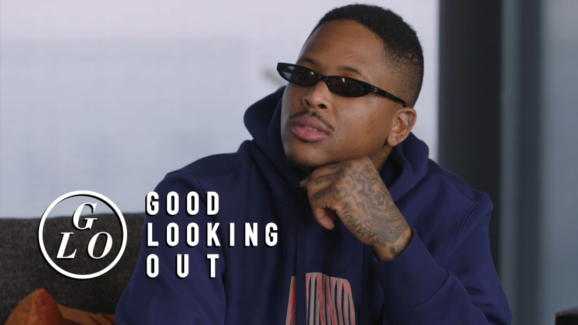 YG & Karen Civil Beef Over 15-Year-Old Rapper Suie   Good Looking Out