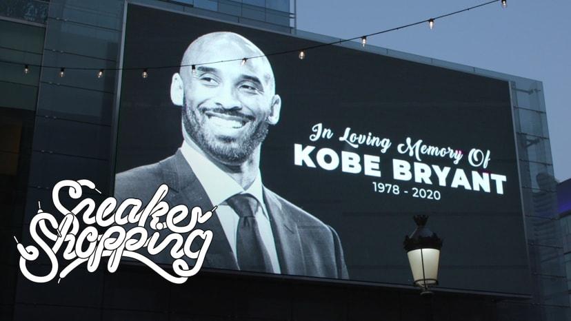 Sneaker Shopping: A Kobe Bryant Tribute
