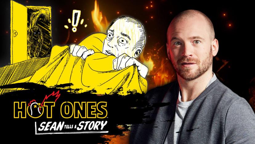Sean Evans Shares His Spookiest Ghost Story   Sean Tells a Story