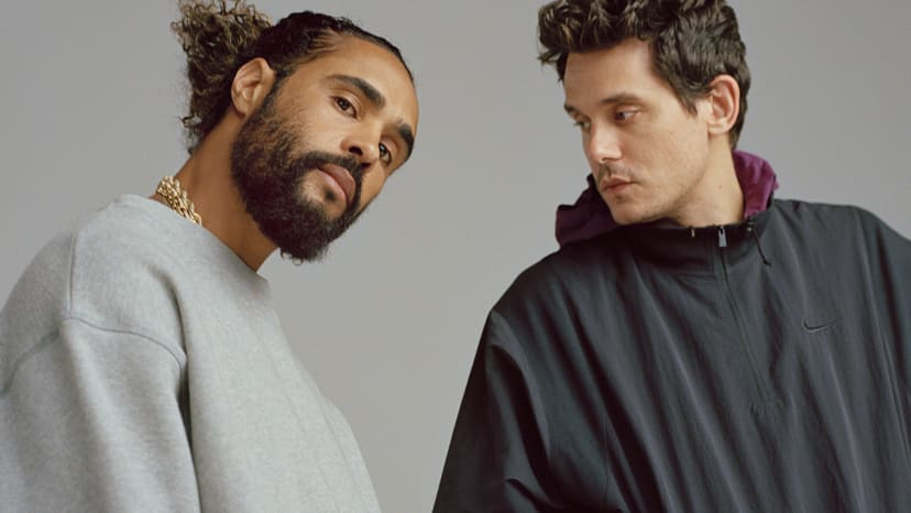 John Mayer and Jerry Lorenzo Complex November 2018 cover story