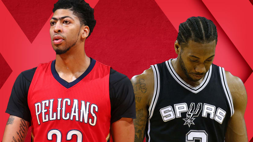 What Injury Says About Kawhi Leonard; Is Anthony Davis Talking Too Big? | Out of Bounds