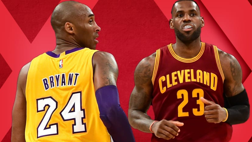 lebron jordan kobe whos better lamar odom collapses out of bounds