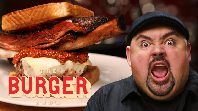 Gabriel Iglesias Learns How to Cook Must-Try Burger Styles