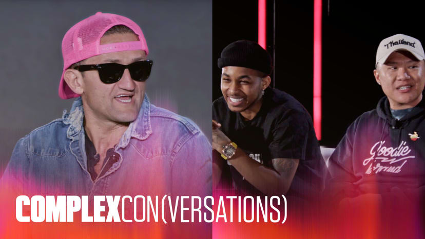 From YouTube to Major Moves   ComplexCon(versations)