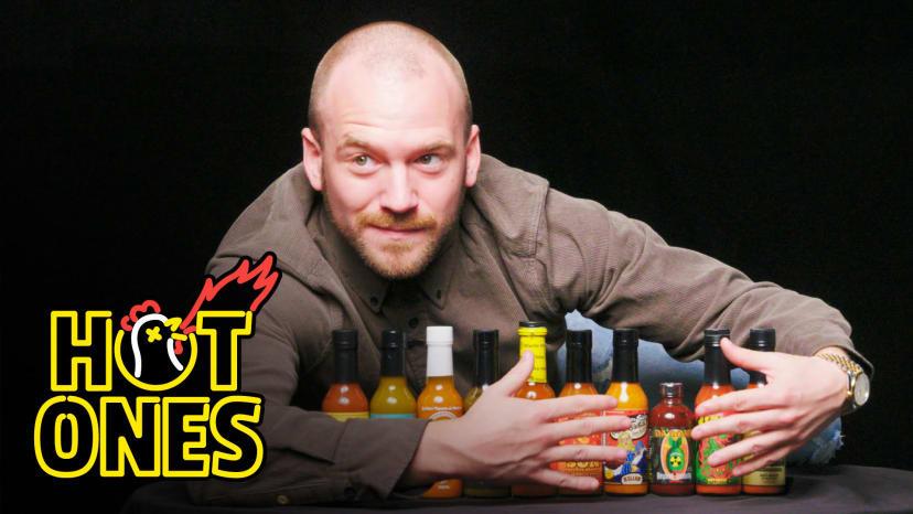 Sean Evans Reveals the Season 14 Hot Sauce Lineup | Hot Ones