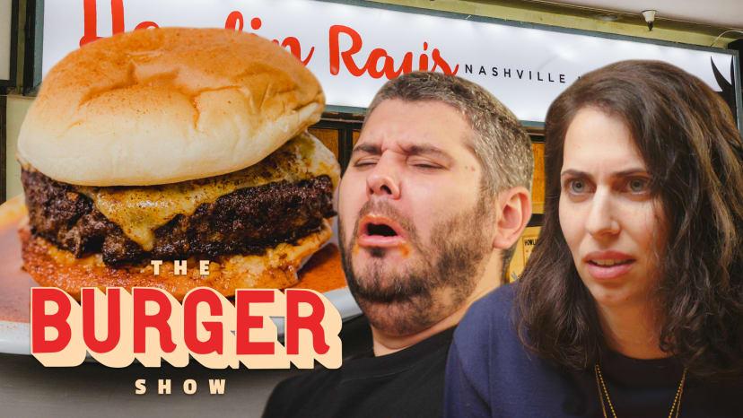 H3H3 Productions Eats the World's Spiciest Burger