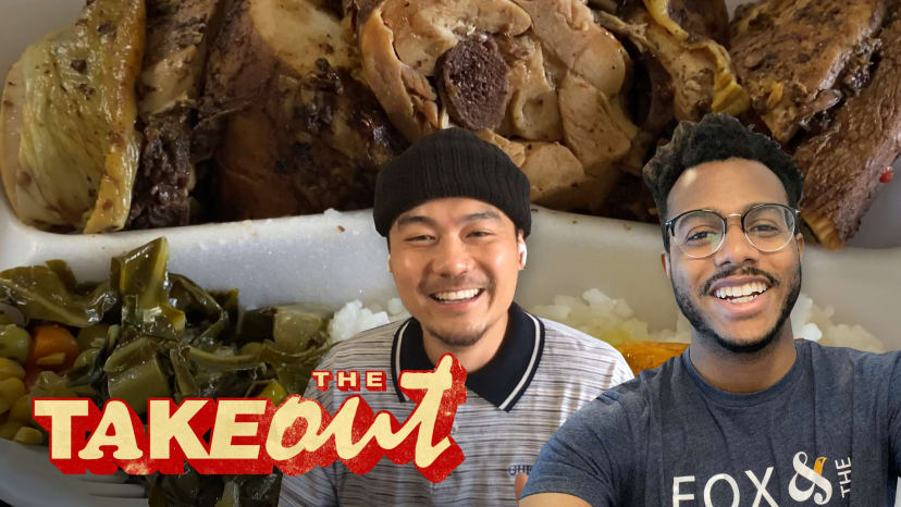 Chef Kwame Onwuachi and Dumbfoundead Discuss Issues of Inequality in the Food Industry