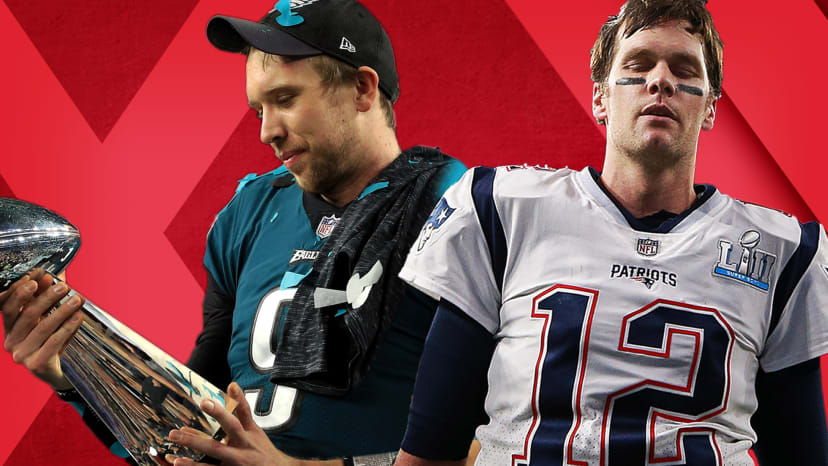 Nick Foles Out-Duels Tom Brady; Bill Belichick's Wack D; Super Bowl Talk With Miko Grimes | Out of B