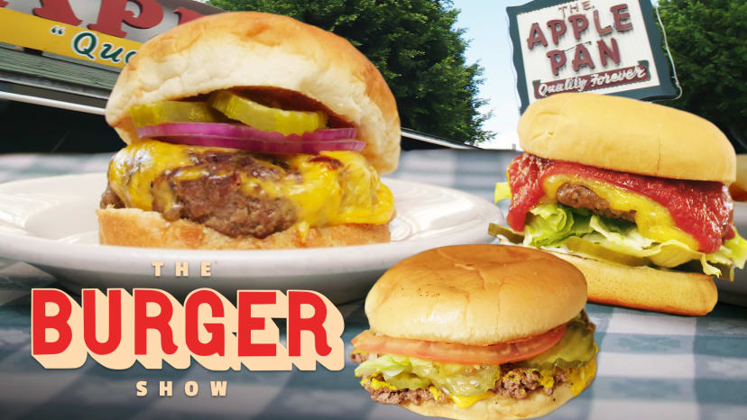 5 Classic American Burgers You Need to Try | The Burger Show