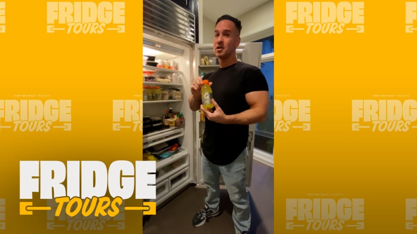 @mikethesituation Shows off His Kitchen Essentials | Fridge Tours