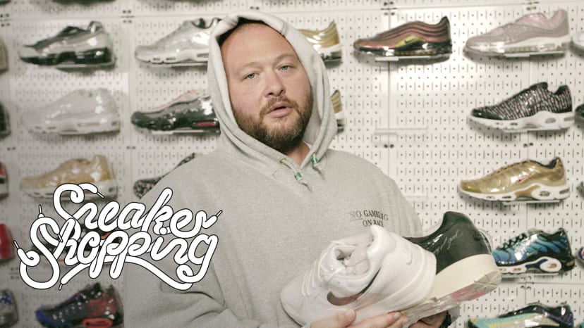 Action Bronson Returns For Sneaker Shopping With Complex