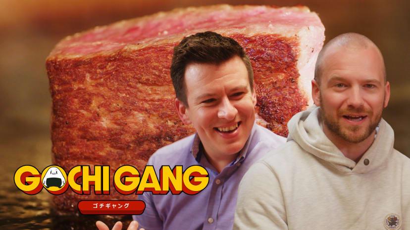 Wagyu 101 with Sean Evans and Philip DeFranco | Gochi Gang