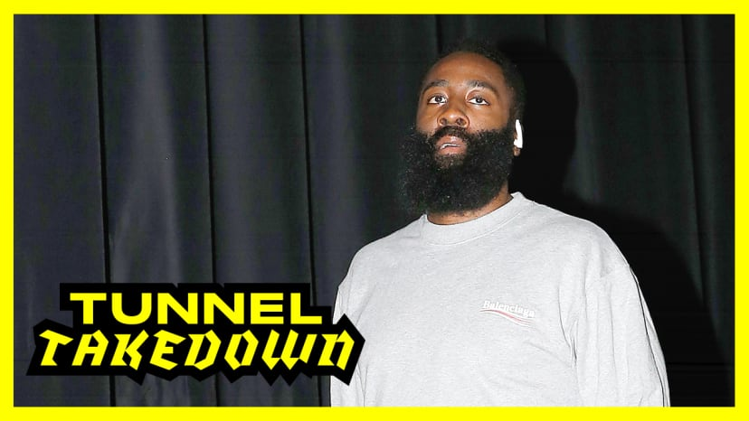 James Harden's Cozy Fit Costs as Much as a New Car   Tunnel Takedown