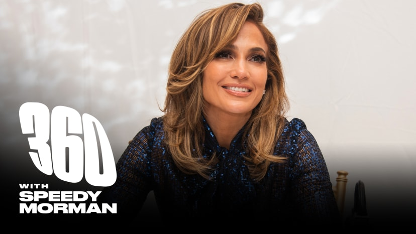 J.Lo Talks Not Driving in 25 Years, Latino Trump Supporters & Gets Chills Speaking on Legacy | 360