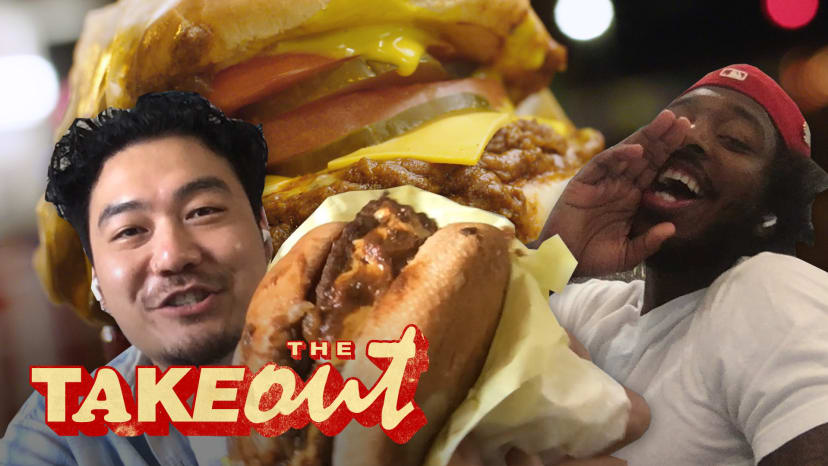 Dumbfoundead and Pardison Fontaine Talk Strip Club Food and Kanye's Taco Bell Cravings   The Takeout