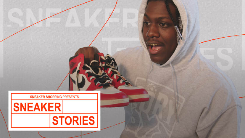 Lil Yachty Shows Off Rare Jordan 1s, Off White Air Force 1s and Unreleased Sean Wotherspoon Collabs