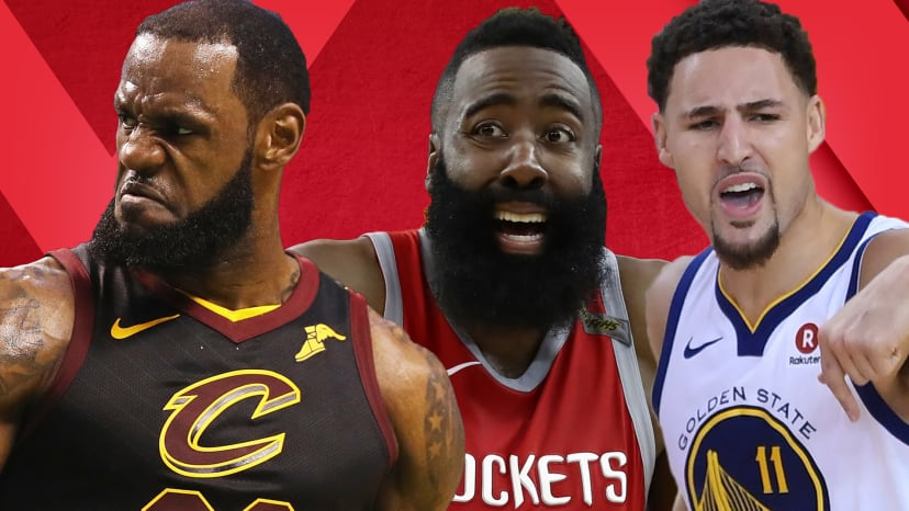 LeBron Carries Cavs To Finals; Helping Harden in Houston, Top Five Most Clutch Players | Out of Boun