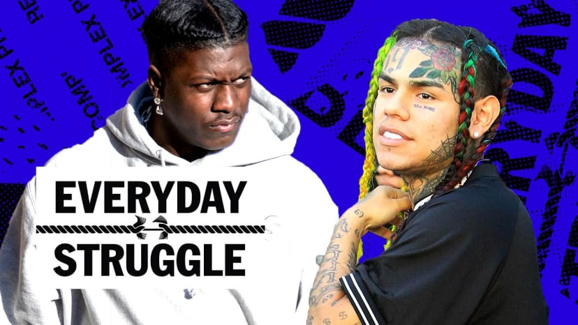 6ix9ine Out of Prison Soon, Lil Yachty Returns with Drake & DaBaby, Jada Album | Everyday Struggle