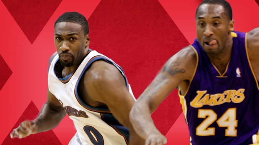 Kobe Bryant's Jerseys Get Retired; Gil Talks Scoring 60 on Kobe | Out Of Bounds