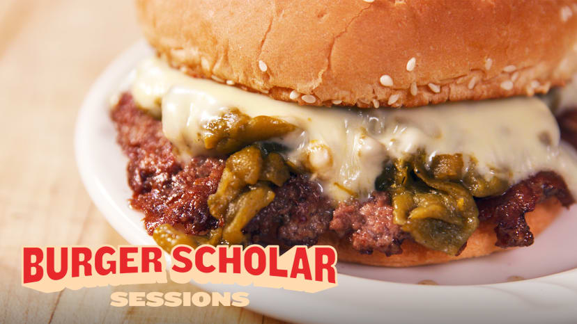 How to Cook 4 Regional Smashburgers with George Motz | Burger Scholar Sessions