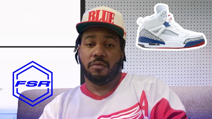 Chuck Inglish Says The Cool Kids' Sneakers Influenced Hip-Hop | Full Size Run