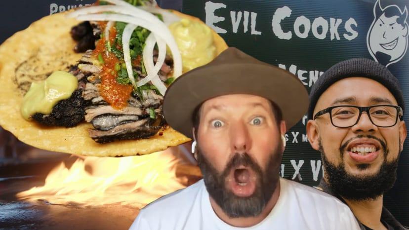 Tacos Con Todo Season 2 Bert Kreischer