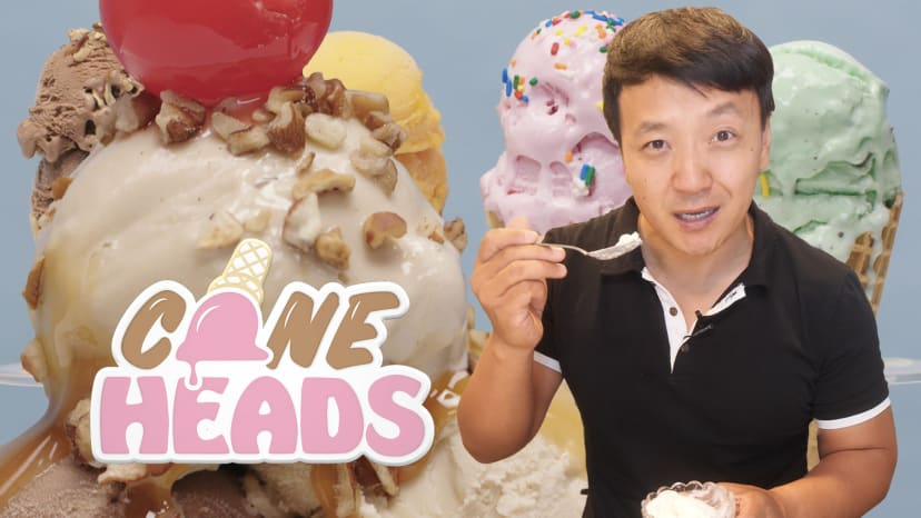 Mike Chen Is Leading the Ultimate Ice Cream Adventure   NEW SERIES Trailer