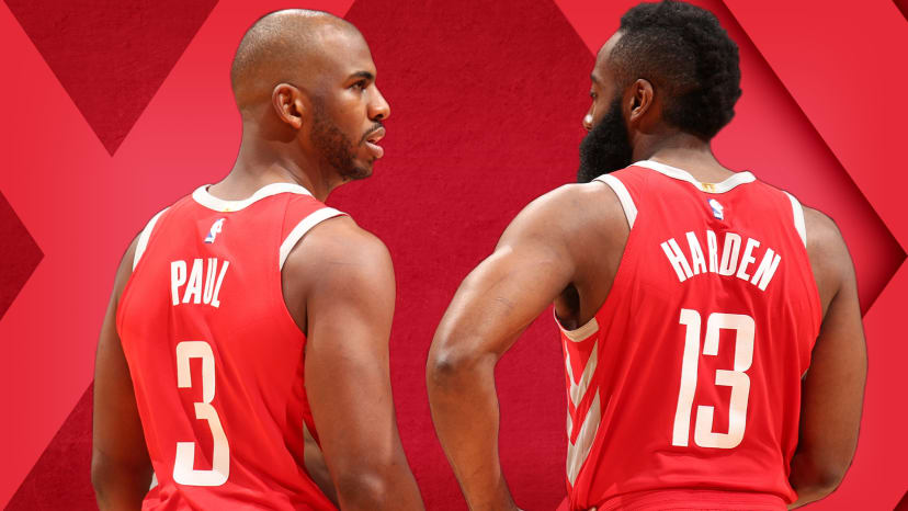 Harden Talks Hoops & Style Evolution; CP3's Gil Stories; LeBron Playoffs Conspiracy! | Out of Bound