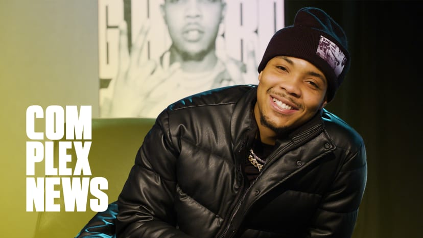 G Herbo On Motorcycle Accident With JuiceWRLD, 50 Friends Murdered & PTSD Album