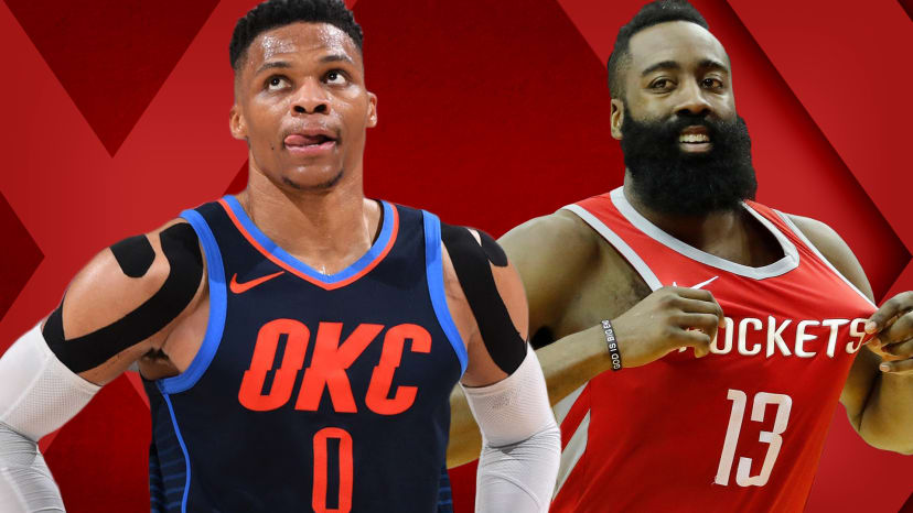James Harden Cooks T-Wolves; Russell Westbrook Does Not Shut Sh*t Down | Out of Bounds