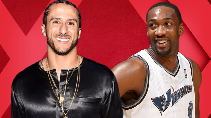 Agent Zero's V-Day Advice; Kaepernick Taps Goodell's Wife; Who's NBA Shade King? | Out of Bounds