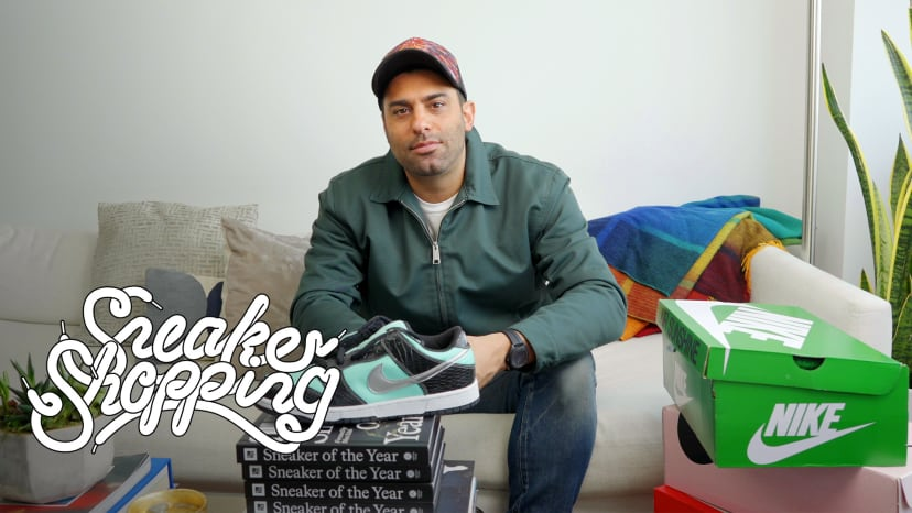 Joe La Puma Answers Sneaker Shopping's Most Asked Questions and Reveals His Sneaker Grail