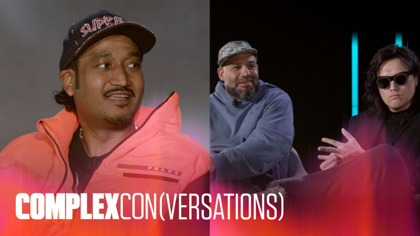What Comes After Streetwear?   ComplexCon(versations)