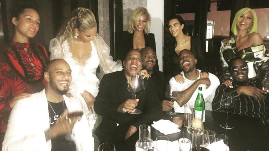 jay z and beyonce host a vma afterparty at nyc restaurant