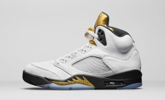 "Air Jordan V ""Gold Medal"""