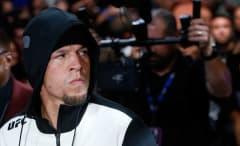 Nate Diaz before UFC 202