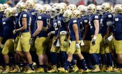 Notre Dame football team