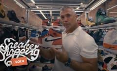 Shane McMahon Sneaker Shopping