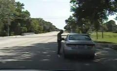 Sandra Bland traffic stop footage