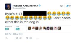 Rob Kardashian Kylie Jenner Phone Number