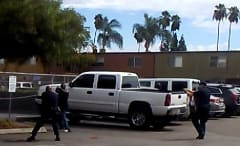 El Cajon single frame police shooting.