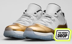 Jordan XI Low Closing Ceremony