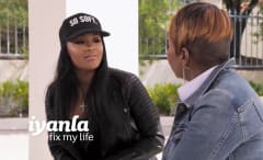 This is Lira Galore discussing Rick Ross on OWN's 'Fix My Life.'