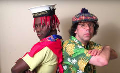 Nardwuar and Lil Yachty interview 2016.