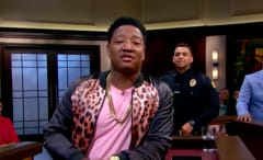 "Yung Joc on ""Judge Faith"""